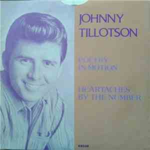 album Johnny Tillotson - Poetry In Motion / Heartaches By The Number mp3 download