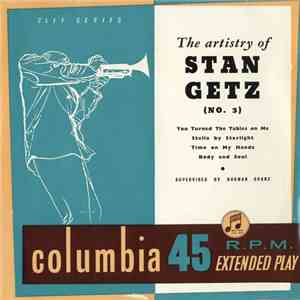 album Stan Getz - The Artistry Of Stan Getz (No. 3) mp3 download