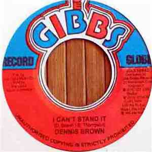 album D Brown / Joe Gibbs & Professionals - I Can't Stand It / Too Hot mp3 download