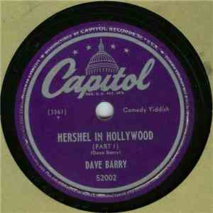 album Dave Barry  - Hershel In Hollywood mp3 download