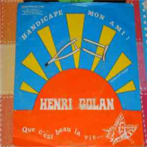 album Henri Golan - Handicape Mon Ami mp3 download
