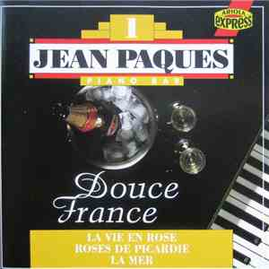 album Jean Paques - Piano Bar 1 - Douce France mp3 download