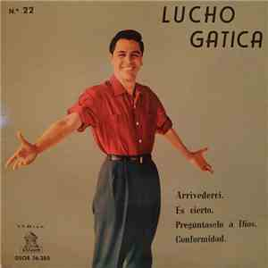 album Lucho Gatica - Nº 22 mp3 download