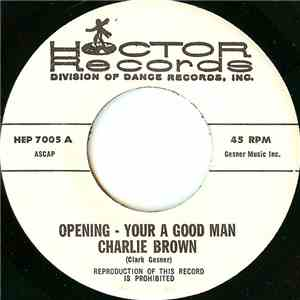 album Unknown Artist - Opening - Your A Good Man Charlie Brown mp3 download