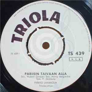 album Pirkko Jaakkola - Pariisin Taivaan Alla / Keltaruusu mp3 download