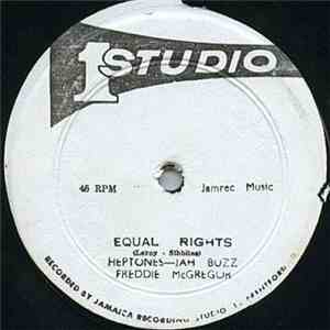 album The Heptones, Jah Buzz & Freddie Mcgregor / Rolando Alphanso & The Soul Vendors - Equal Rights / Death In The Arena mp3 download
