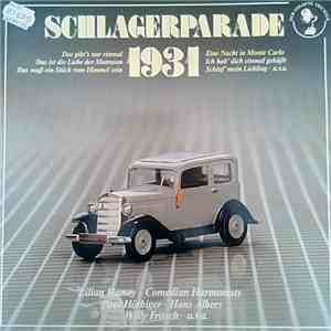 album Various - Schlagerparade 1931 mp3 download