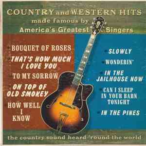 album Don Bailey / Jerry Shook - Country Hits Made Famous By Eddy Arnold And Webb Pierce mp3 download