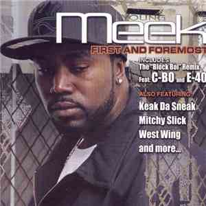 album Young Meek - First And Foremost mp3 download