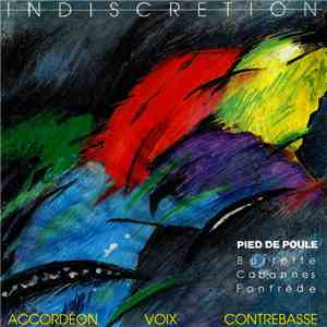 album Pied De Poule - Indiscrétion mp3 download