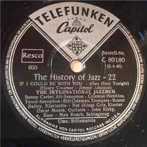 album The International Jazzmen - The History Of Jazz 21, 22 mp3 download