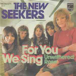 album The New Seekers - For You We Sing mp3 download