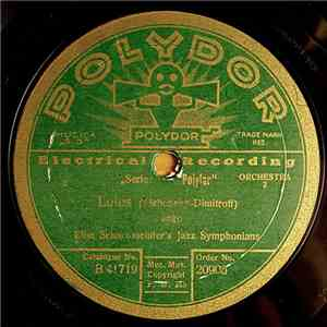 album Efim Schachmeister Und Sein Jazz Symphonie Orchester - Lotos / Pharaon mp3 download