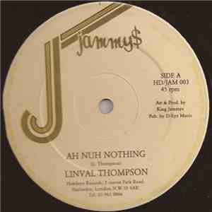 album Linval Thomson - Ah Nuh Nothing mp3 download