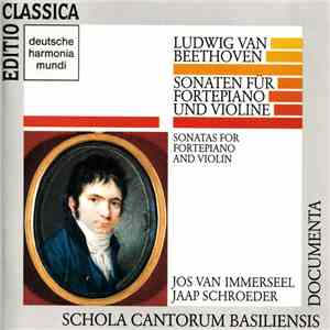 album Ludwig van Beethoven, Jos van Immerseel, Jaap Schröder - Sonaten Für Fortepiano And Violin / Sonatas For Fortepiano And Violin mp3 download