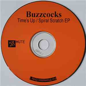 album Buzzcocks - Time's Up / Spiral Scratch EP mp3 download