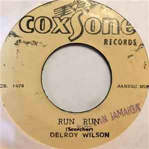 album Delroy Wilson / Sound Dimension - Run Run / Run Run (Ver.) mp3 download