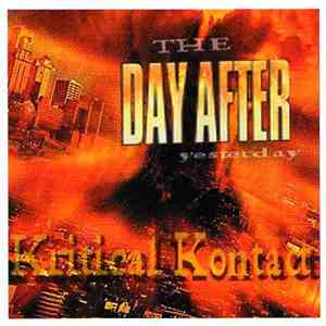 album Kritical Kontact - The Day After Yesterday mp3 download