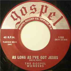 album The Gospel Wonders - As Long As I've Got Jesus / This God Of Mine mp3 download