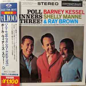 album Barney Kessel, Shelly Manne, Ray Brown - Poll Winners Three! mp3 download