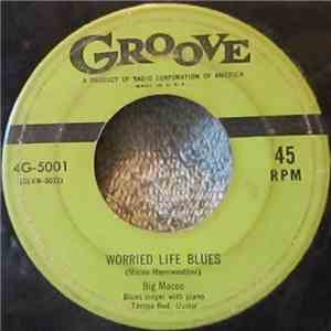album Big Maceo - Worried Life Blues / Chicago Breakdown mp3 download