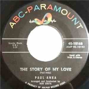 album Paul Anka - The Story Of My Love mp3 download