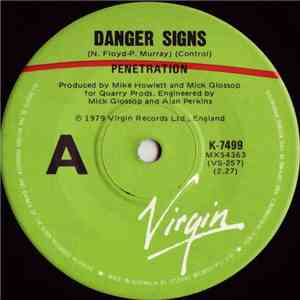 album Penetration  - Danger Signs mp3 download