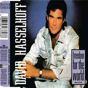 album David Hasselhoff - Freedom For The World mp3 download