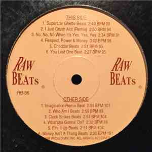 album Raw Beats - Raw Beats #36 mp3 download