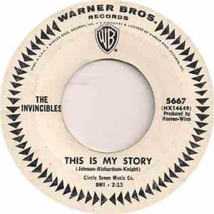 album The Invincibles  - This Is My Story / I Got Soul mp3 download