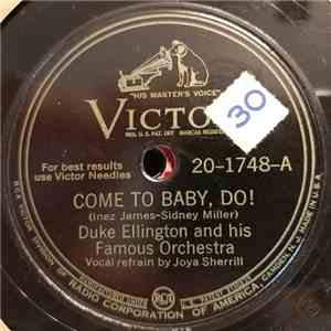 album Duke Ellington And His Famous Orchestra - Come to Baby, Do! / Gonna Fall In Love With You mp3 download