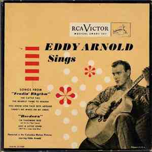 album Eddy Arnold, The Tennessee Plowboy And His Guitar - Eddy Arnold Sings mp3 download