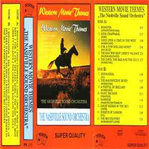 album The Nashville Sound Orchestra - Western Movie Themes mp3 download