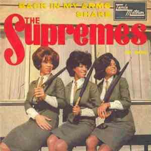 album The Supremes - Back In My Arms mp3 download