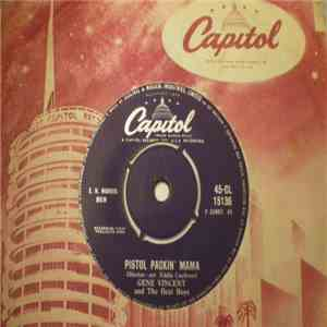 album Gene Vincent And The Beat Boys  - Pistol Packin' Mama mp3 download