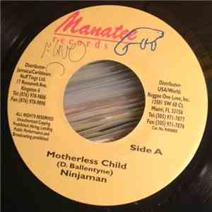 album Ninja Man - Motherless Child mp3 download
