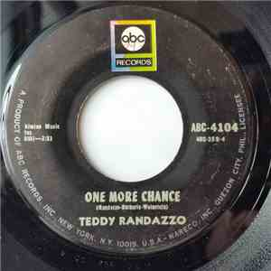 album Teddy Randazzo - One More Chance/ Lies mp3 download