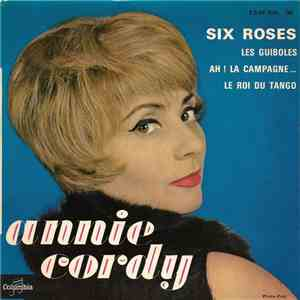 album Annie Cordy - Six Roses mp3 download