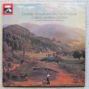 album Antonín Dvořák - Carlo Maria Giulini, London Philharmonic Orchestra - Symphony No. 7 In D Minor mp3 download