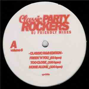 album Various - Classic Party Rockers Vol. 6 - Classic R&B Edition mp3 download