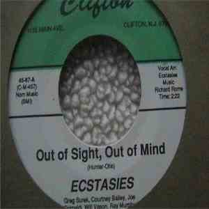 album The Ecstasies - Out Of Sight Out Of Mind / You Foolish Thing mp3 download
