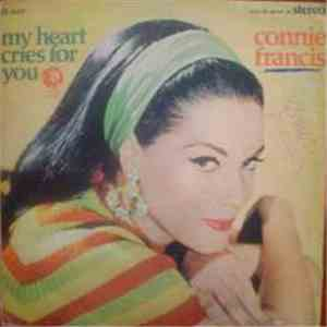 album Connie Francis - My Heart Cries For You mp3 download