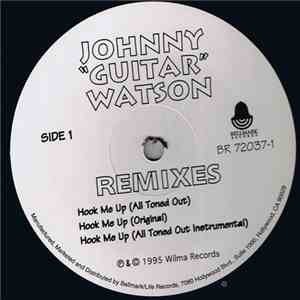 "album Johnny ""Guitar"" Watson - Hook Me Up mp3 download"