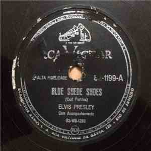 album Elvis Presley - Blue Suede Shoes / Tryin' To Get To You mp3 download