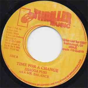album Snagga Puss - Time For A Change mp3 download