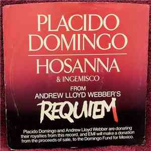 "album Placido Domingo - Hosanna From ""Requiem"" mp3 download"