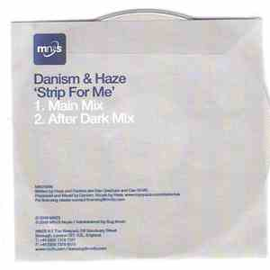 album Danism & Haze - Strip For Me mp3 download