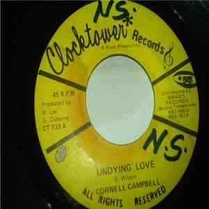 album Cornell Campbell / King Tubby & The Aggrovators - Undying Love mp3 download
